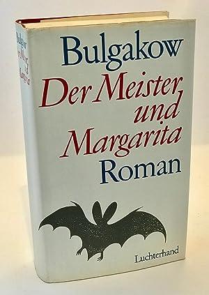 Der Meister und Margarita (Master and the: Bulgakow, Michail (Mikhail