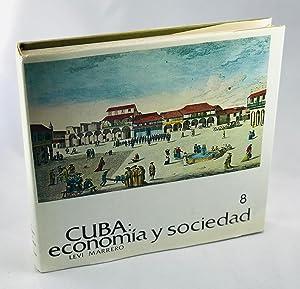 Cuba: Economia y Sociedad - Volume 8: Marrero, Levi