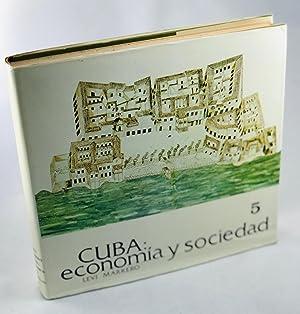 Cuba: Economia y Sociedad - Volume 5: Marrero, Levi