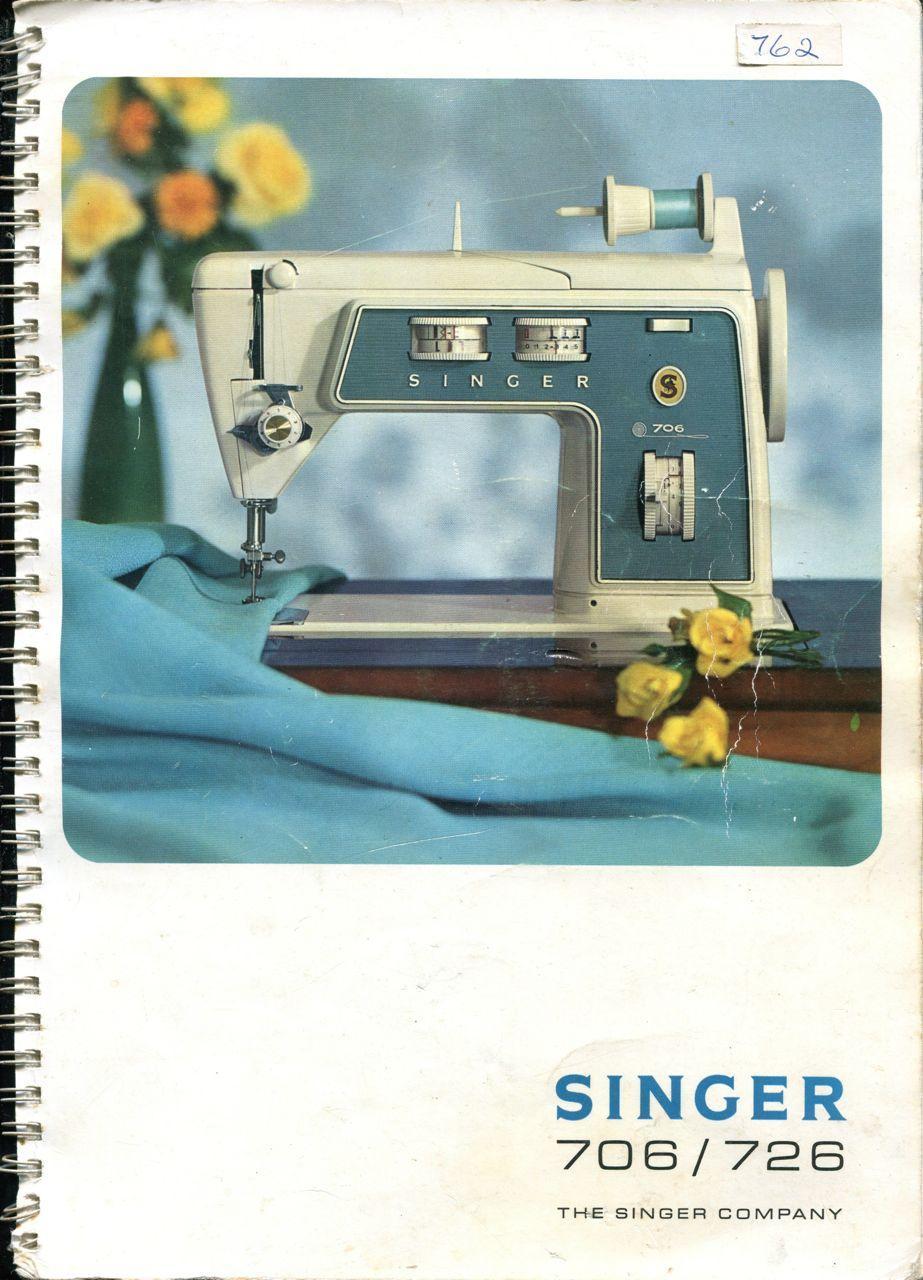 Singer 706/726