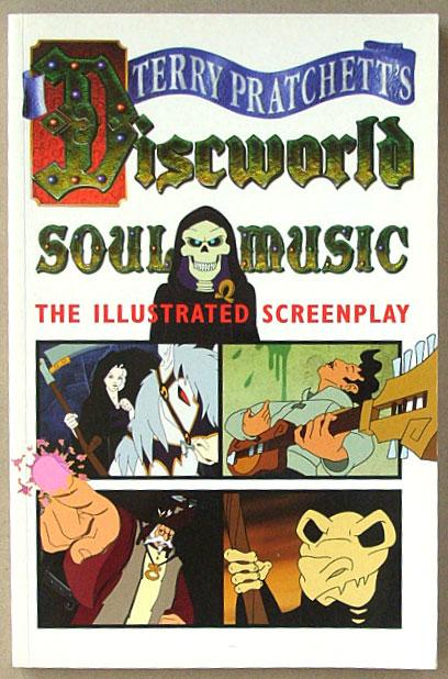 Discworld Soul Music Animated Clipart