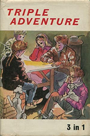 Triple Adventure : The Lost Pony, The: Pullein-Thompson, Christine and