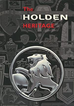 The Holden heritage 1948 - 1995.: Davis, Tony