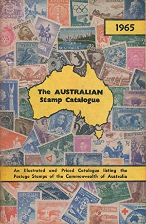 The Australian stamp catalogue : a priced: Review Publications