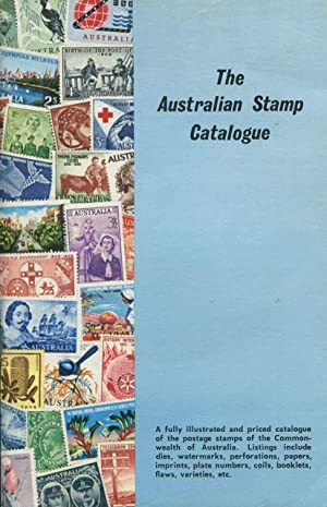 The Australian stamp catalogue : a priced: Poole, F. L.