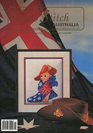 Jill Oxton's Cross Stitch Australia Issue 9.: Oxton, Jill