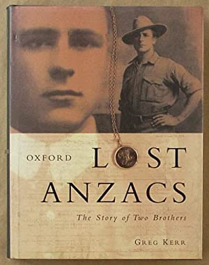 Lost Anzacs : The Story of Two: Kerr, Greg