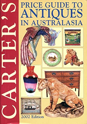 Carter's Price guide to antiques in Australasia.