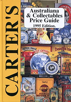 Carter's Australiana and collectables price guide 1995.