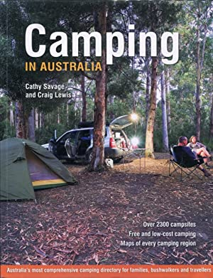 Camping in Australia.: Savage, Cathy and