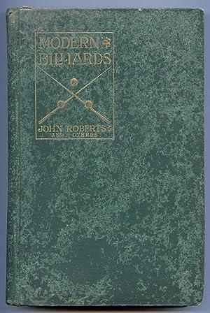 Modern Billiards.: Roberts, John and