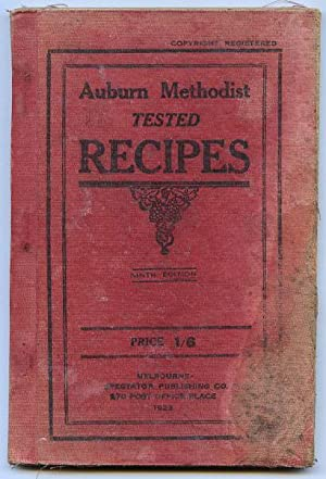 Six hundred tested recipes.