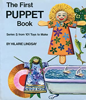 The first puppet book.: Lindsay, Hilarie