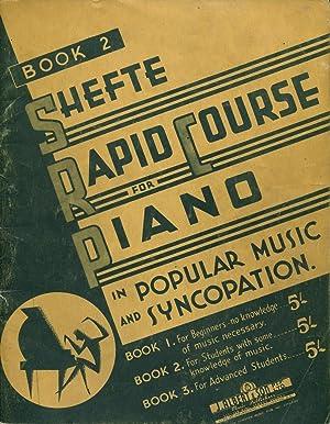 Shefte rapid course for piano : in: Shefte, Art