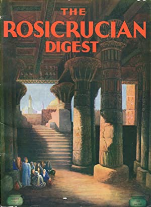 Rosicrucian Digest Vol. XV, No. 7 August,: The Rosicrucian Order
