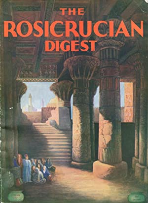 Rosicrucian Digest Vol. XV, No. 9 October,: The Rosicrucian Order