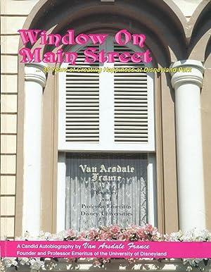 Window on main street : 35 years: France, Van Arsdale