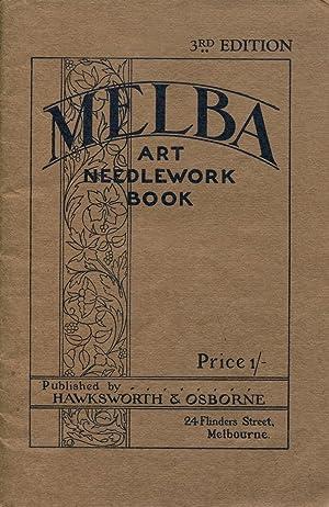 Melba Art Needlework Book.: Anonymous