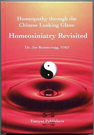 Homeopathy through the Chinese looking glass : Rozencwajg, Joe