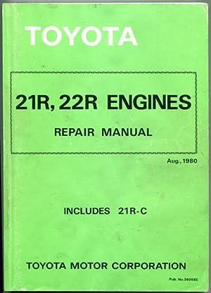 toyota 21r 22r engine repair manual includes 21r c by toyota rh abebooks com toyota 21r engine repair manual toyota 21r 22r engine repair manual pdf