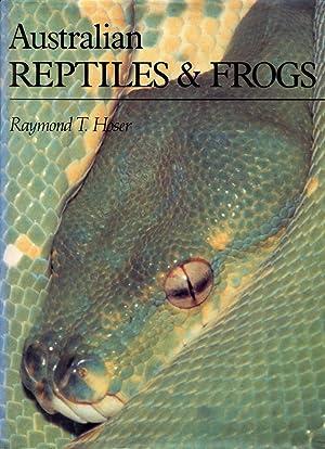 Australian reptiles & frogs.: Hoser, Raymond T.