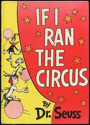 If I Ran the Circus.: Seuss, Dr.