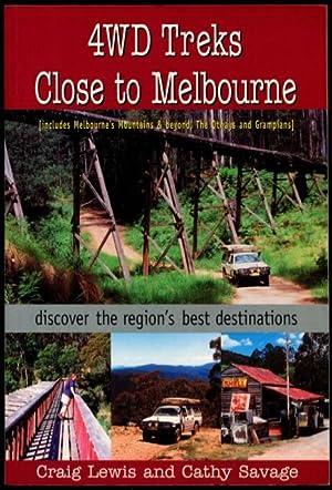 4WD treks close to Melbourne.: Lewis, Craig and