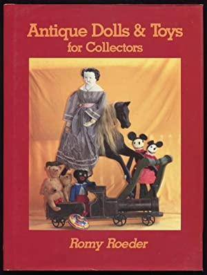 Antique dolls & toys for collectors.