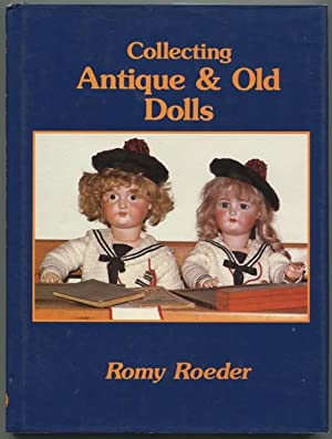 Collecting antique & old dolls.