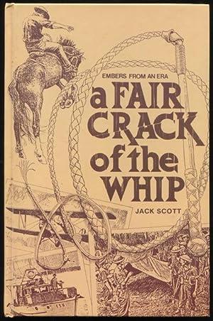 A fair crack of the whip : Scott, Jack