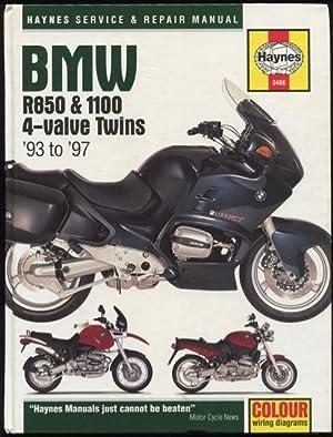 BMW R'850 & 1100 4-valve twins '93: Coombs, Matthew