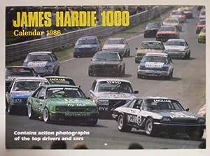 James Hardie 1000 calendar 1986.: Anonymous