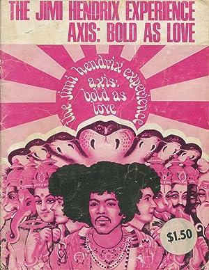 The Jimi Hendrix Experience. Axis : Bold: Hendrix, Jimi