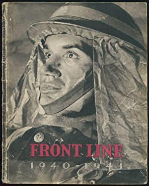 Front line 1940 - 41: the official: Great Britain. Ministry