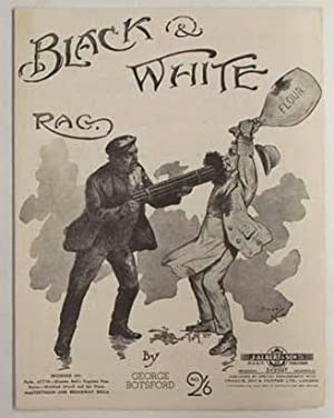Black and white rag.: Botsford, George (recorded