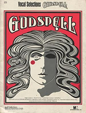 Vocal selections Godspell.: Schwartz, Stephen and