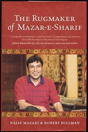 The Rugmaker of Mazar-e-Sharif.: Mazari, Najaf and