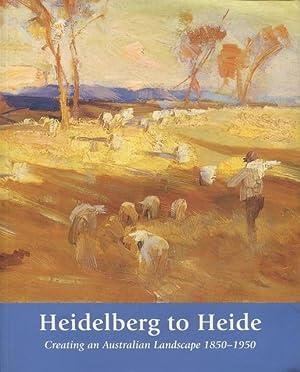 Heidelberg to Heide : creating an Australian: Gellatly, Kelly and