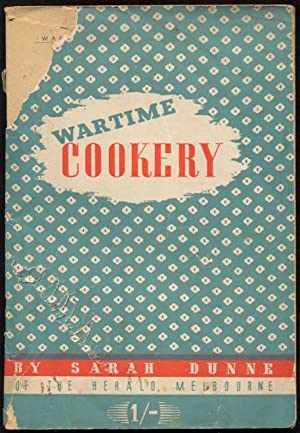 Wartime cookery.