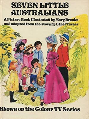 Seven little Australians.: Brooks, Mary and