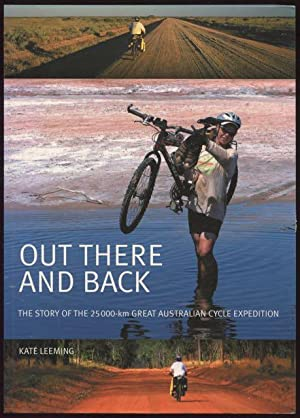 Out there and back : the story: Leeming, Kate