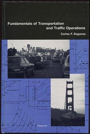 Fundamentals of transportation and traffic operations.: Daganzo, Carlos