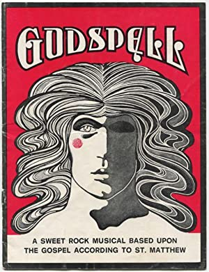 Godspell : a sweet rock musical based: Playbox Theatre