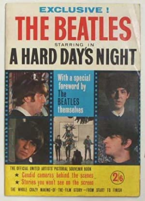 The Beatles starring in A Hard Day's: United Artists