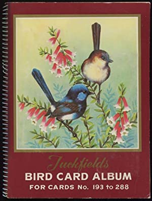Tuckfields bird studies with notes for birdwatchers for cards No. 193 to 288 (Tuckfields Australi...