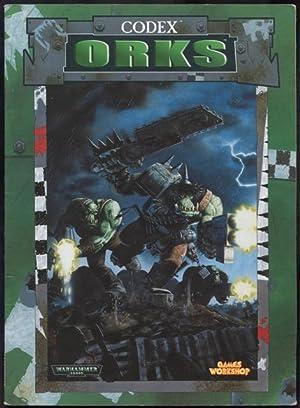 Warhammer 40,000 : Codex : Orks.: Chambers, Andy