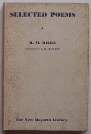 Selected poems.: Rilke, Rainer Maria