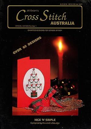 Jill Oxton's Cross Stitch Australia Special Edition No 1 : Charted Designs for Cross Stitch.: ...