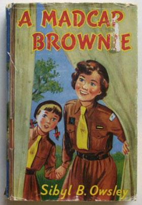 A madcap Brownie.: Owsley, Sibyl Bertha