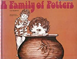 A family of potters.: Harper, Jan